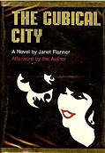 Cubical City, The Flanner, Janet - Product Image