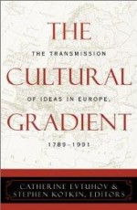 Cultural Gradient, The : The Transmission of Ideas in Europe, 1789-1991by: Dickey, Lawrence - Product Image