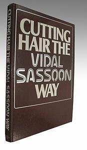 Cutting Hair the Vidal Sassoon WaySassoon, Vidal - Product Image