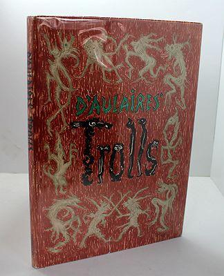 D'Aulaires' Trolls (SIGNED COPY)d'Aulaire, Ingri; Edgar Parin, Illust. by: Edgar Parin - Product Image