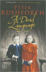 DEAD LANGUAGE, ARushforth, Peter - Product Image