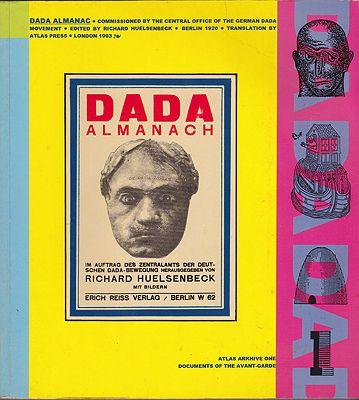 Dada Almanac, TheHuelsenbeck, Richard - Product Image
