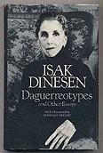 Daguerreotypes and Other EssaysDinesen, Isak - Product Image