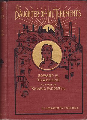 Daughter of the Tenements, ATownsend, Edward W.  - Product Image