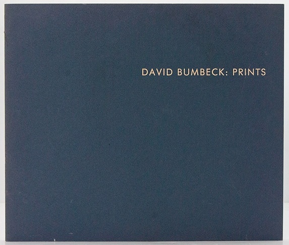 David Bumbeck: PrintsBumbeck, David - Product Image