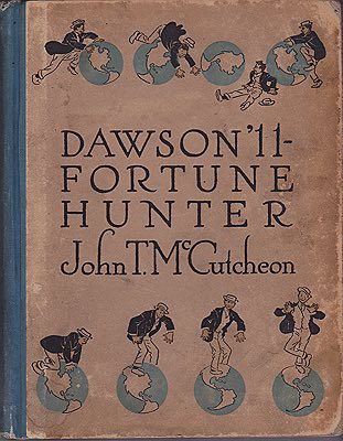 Dawson '11: Fortune HunterMcCutcheon, John T., Illust. by: John T.  McCutcheon - Product Image