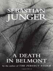 Death in Belmont, AJunger, Sebastian - Product Image