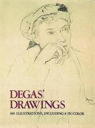 Degas' DrawingsDegas, H. G. E. - Product Image