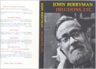 Delusions, Etc.Berryman, John - Product Image