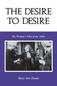 Desire to Desire, TheDoane, Mary Ann - Product Image