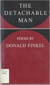 Detachable Man, The: PoemsFinkel, Donald - Product Image