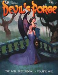 Devils' Forge : The Roel Sketchbook, Volume OneNA - Product Image