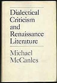 Dialectical CriticisMccanles - Product Image
