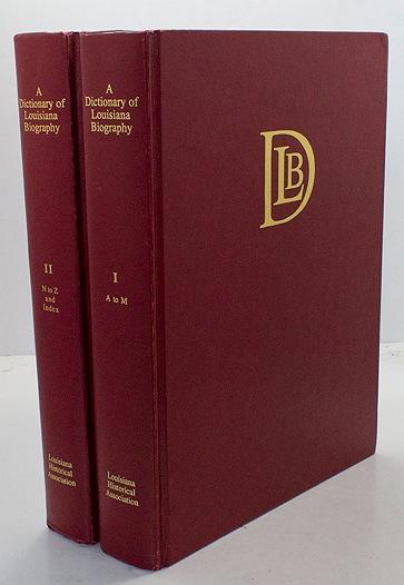 Dictionary of Louisiana Biography, A (Two Volumes)Conrad, Glenn - Product Image