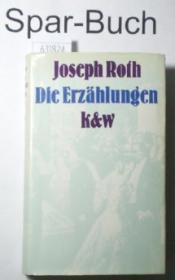 Die ErzahlungenRoth, Joseph - Product Image