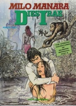 Dies Irae: The African Adventures of Giuseppe Bergman, Part 2Manara, Milo , Illust. by: Milo Manara - Product Image