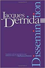 Dissemination Derrida, Jacques - Product Image