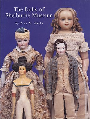 Dolls of Shelburne Museum, TheBurks, Jean M. - Product Image