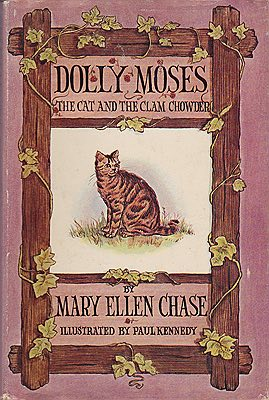 Dolly Moses: The Cat and the Clam ChowderChase, Mary Ellen - Product Image