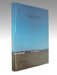 Donald Judd - Raume SpacesRattemeyer, Volker/Franz Meyer/Rudi Fuchs/Renate Petzinger/Donald Judd - Product Image
