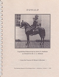 DonaldHoffman, Edwin H. - Product Image