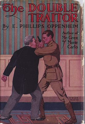 Double Traitor, TheOppenheim, E. Phillips - Product Image