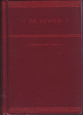 Dr. SevierCable, George W. - Product Image