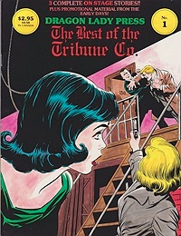 Dragon Lady Press: The Best of the Tribune Co. - No. 1: On StageStarr, Leonard, Illust. by: Leonard  Starr - Product Image