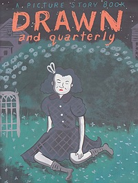 Drawn and Quarterly Volume 2 No. 1 N/A, Illust. by: Bo  Hampton - Product Image