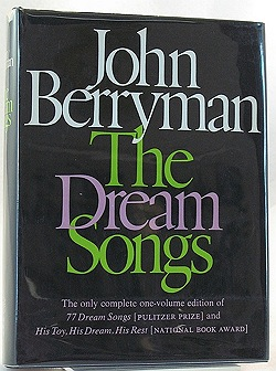 Dream Songs, The Berryman, John  - Product Image