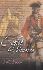 """""""Eaglet"""" at the Battle of Minorca, The  (Signed by author) by: Mariner, John - Product Image"""