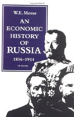 Economic History of Russia, 18561914by: Mosse, W. E. - Product Image
