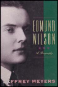 Edmund Wilson: A BiographyMeyers, Jeffrey - Product Image