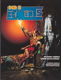 Elements: Den 5Corben, Richard and Simon Revelstroke, Illust. by: Richard  Corben  - Product Image