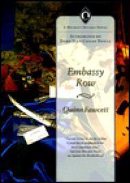 Embassy Row: A Mycroft Holmes NovelFawcett, Quinn - Product Image