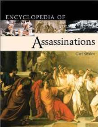 Encyclopedia of AssassinationsSifakis, Carl - Product Image