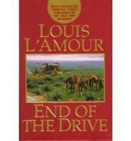End of the DriveL'Amour, Louis - Product Image