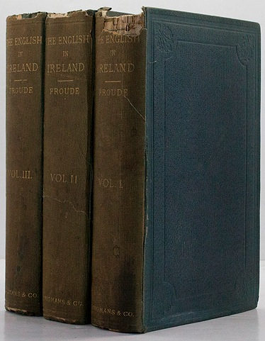 English in Ireland in the Eighteenth Century, The (3 Vols.)Froude, James Anthony - Product Image