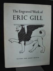 Engraved Work of Eric Gill, TheMuseum, Victoria, Albert, Illust. by: Eric Gill - Product Image