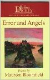 Error and Angels: PoemsBloomfield, Maureen - Product Image