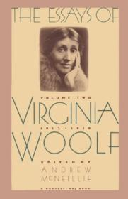 Essays of Virginia Woolf: Volume One 19041912McNeillie (Ed.), Andrew - Product Image