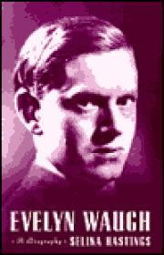 Evelyn Waugh - A BiographyHastings, Selina - Product Image
