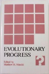 Evolutionary ProgressNitecki, Matthew H. (Editor) - Product Image