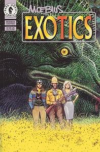 ExoticsGiraud, Jean Moebius - Product Image