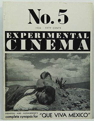 Experimental Cinema - Number 5 - 1934Jacobs (Editors), Lewis/B. G. Braver-Mann/Seymour Stern - Product Image
