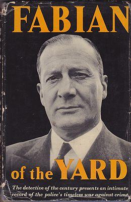 Fabian of the Yard: An Intimate RecordFabian, Robert - Product Image