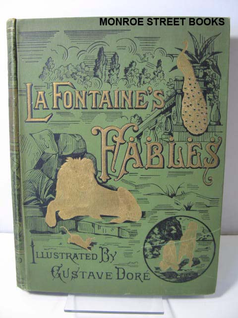 Fables of La Fontaine, TheDe La Fontaine, Jean - Product Image