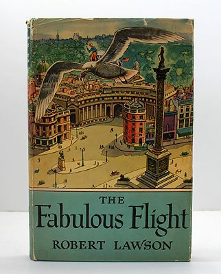 Fabulous Flight, TheLawson, Robert - Product Image