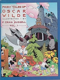 Fairy Tales of Oscar Wilde: Vol. 1 - The Selfish Giant, The Star ChildWilde, Oscar and P. Craig Russell, Illust. by: Craig Russell - Product Image
