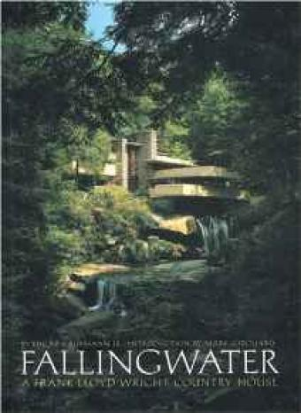 Fallingwater: A Frank Lloyd Wright Country HouseJr., Edgar Kaufmann - Product Image